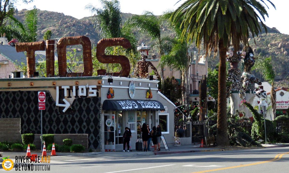 Tio's Tacos in Riverside, CA
